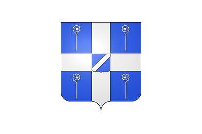 Bandera Villeneuve-l´Archevêque