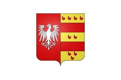 Bandera Saint-Bris-le-Vineux