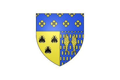 Bandera Villiers-Saint-Fréderic