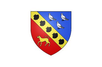 Bandera Saint-Germain-de-la-Grange