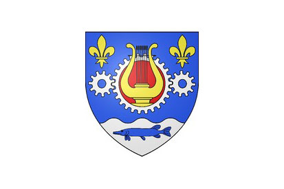 Bandera Mantes-la-Ville