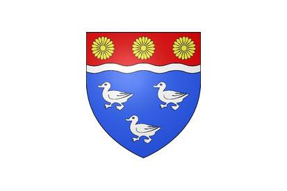 Bandera Vierville-sur-Mer