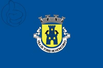 Bandera Torre de Moncorvo