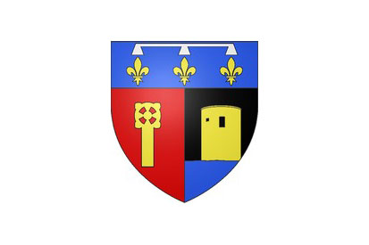 Bandera Neaufles-Saint-Martin