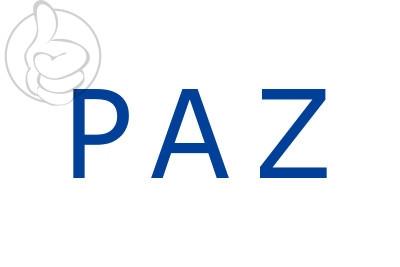 Bandera PAZ