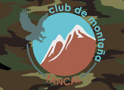 Bandera Club de montaña Tancal