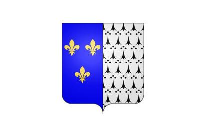 Bandera Bourg-la-Reine