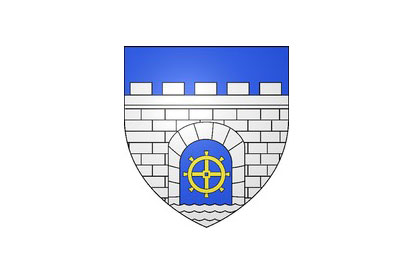 Bandera La Courneuve