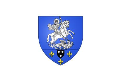 Bandera Villeneuve-Saint-Georges