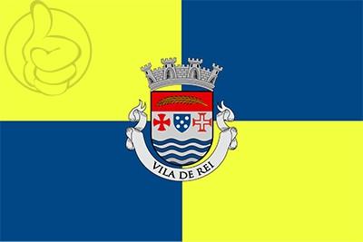 Bandera Vila de Rei