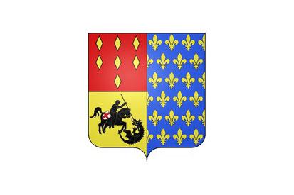 Bandera Belloy-en-France