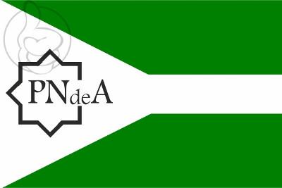 Bandera Pueblo Nacionalista Andalusí