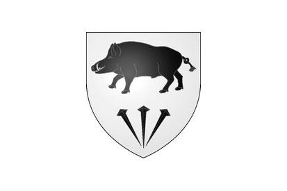 Bandera Courcelles-sur-Viosne
