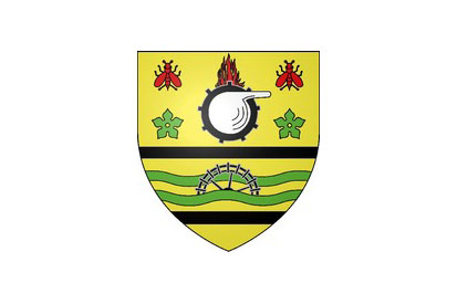 Bandera Bagneaux-sur-Loing