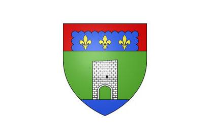 Bandera Lury-sur-Arnon