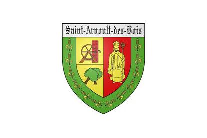 Bandera Saint-Arnoult-des-Bois