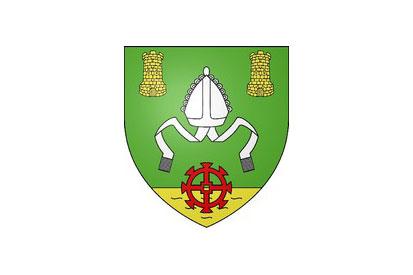 Bandera Saint-Lubin-en-Vergonnois