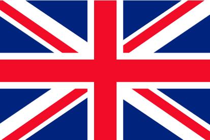 Bandera Gran Bretagna