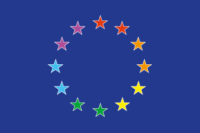 Bandera Europa GAY