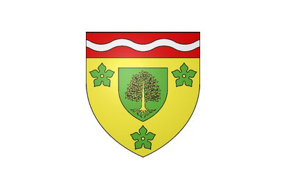 Bandera Fontaine-les-Coteaux
