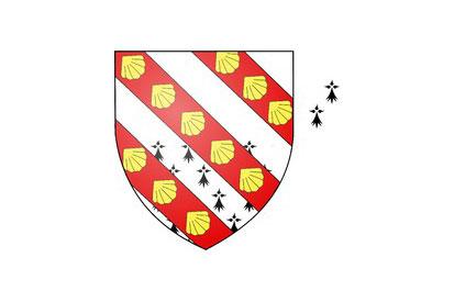 Bandera Bonny-sur-Loire