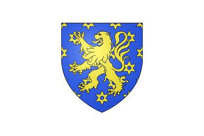 Bandera Sully-sur-Loire