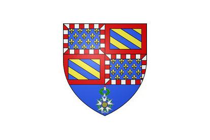 Bandera Saint-Jean-de-Losne