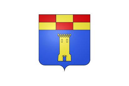 Bandera Corcelles-les-Arts