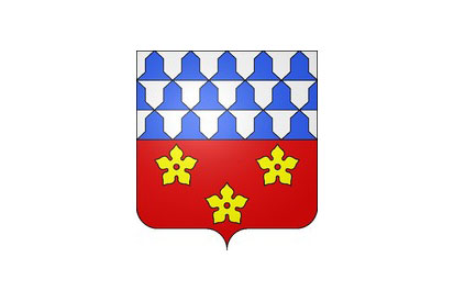 Bandera Saint-Victor-sur-Ouche