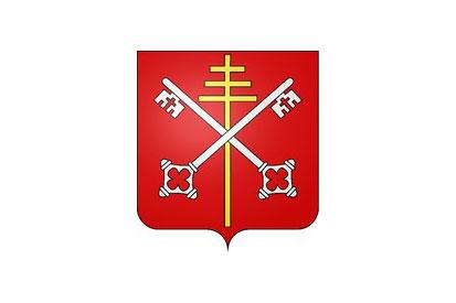 Bandera Ladoix-Serrigny