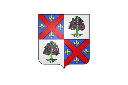 Bandera Chaume-et-Courchamp