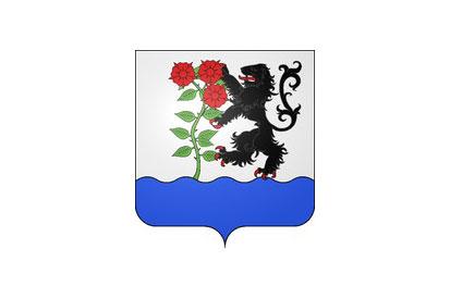 Bandera Montigny-Mornay-Villeneuve-sur-Vingeanne