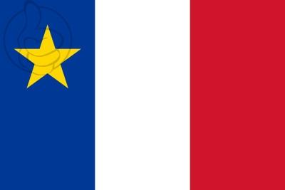 Bandera Acadia