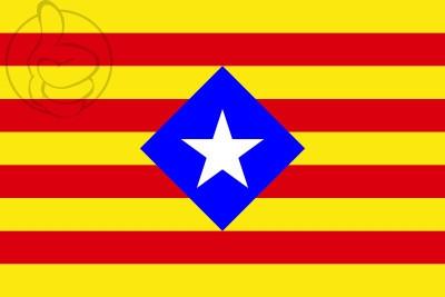 Bandera Estelada romboidal