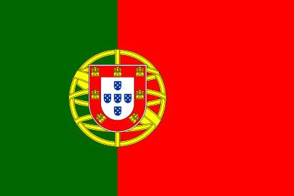Bandera Portogallo