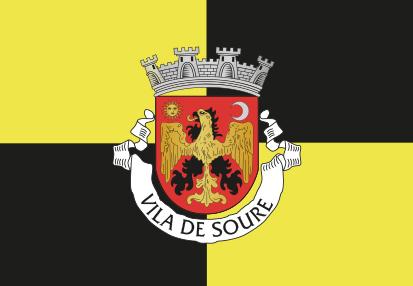 Bandera Soure (Portugal)