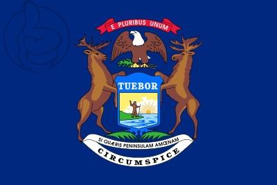 Bandera Míchigan