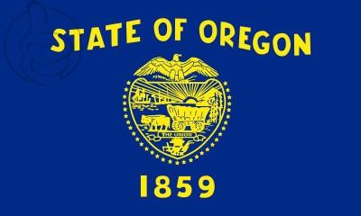Bandera Oregón