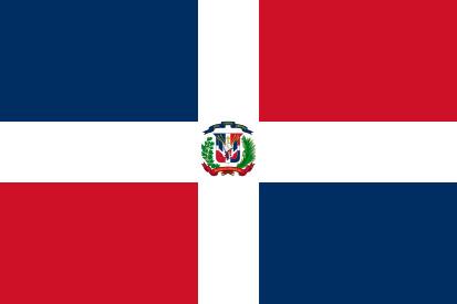 Bandera República Dominicana