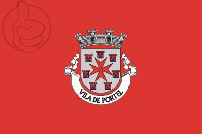 Bandera Portel (Portugal)
