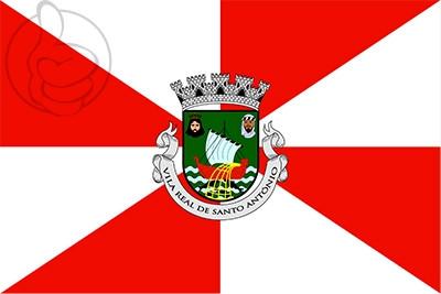 Bandera Vila Real de Santo António