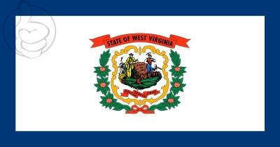 Bandera Virginia Occidental