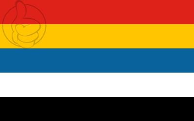 Bandera República de China (1912-1949)