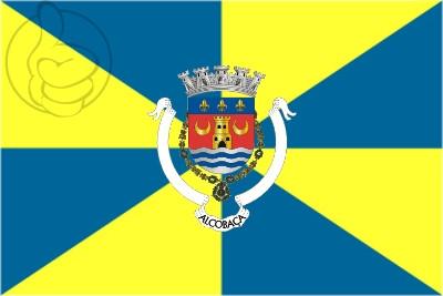 Bandera Alcobaça (Portugal)