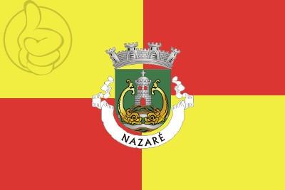 Bandera Nazaré (Portugal)