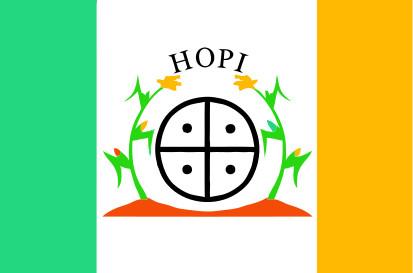 Bandera Hopi, Arizona
