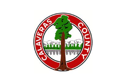 Bandera Condado de Calaveras