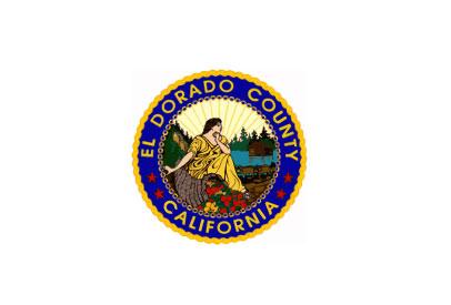 Bandera Condado de El Dorado