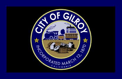 Bandera Gilroy, California