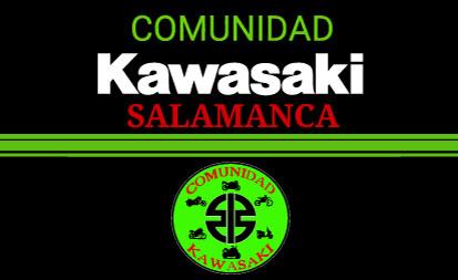 Bandera Comunidad Kawasaki Salamanca